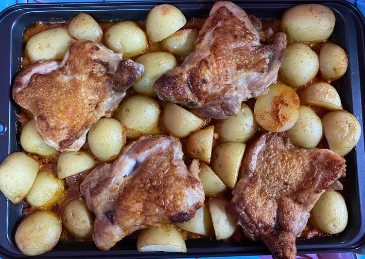 Chicken Tariq