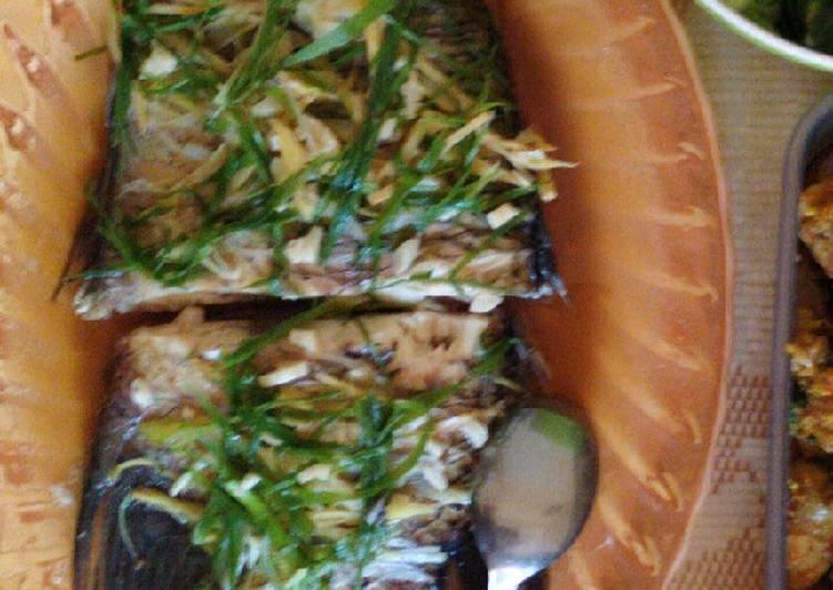 Tim hongkong ikan Gurame
