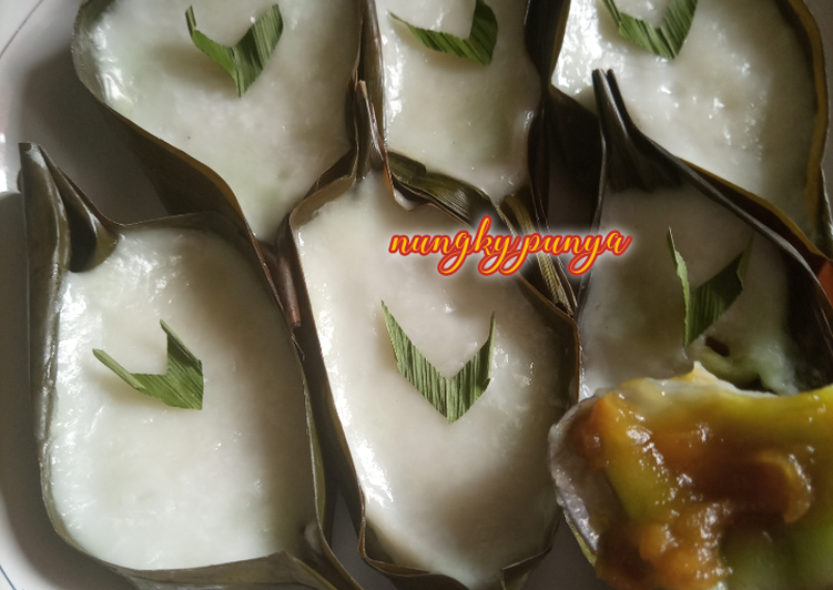 Kue Jojorong khas Banten