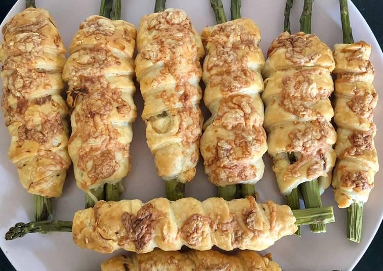 Puff asparagus