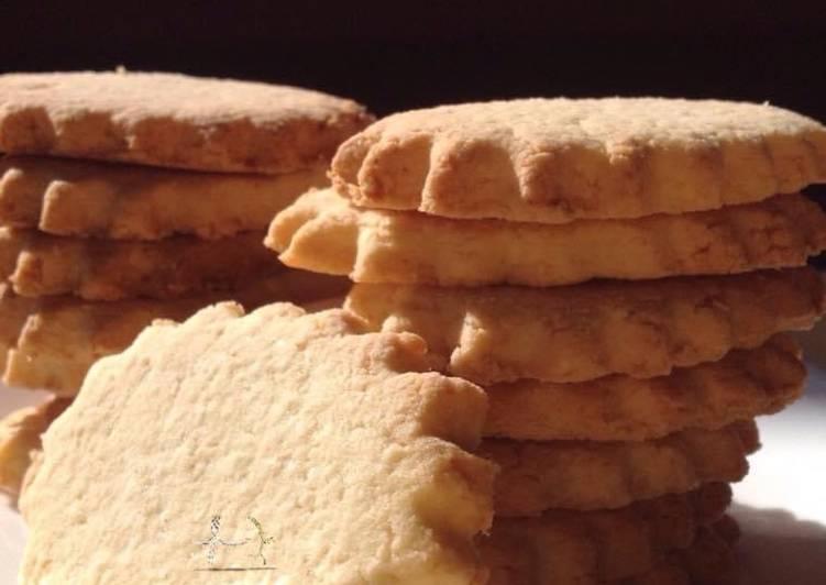 Ricetta Biscotti di frolla al cocco – senza glutine
