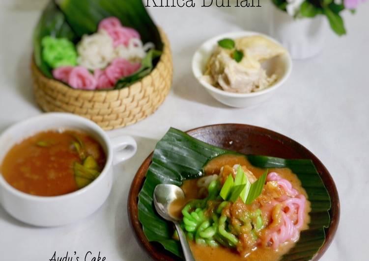 Putu Mayang kinca Durian