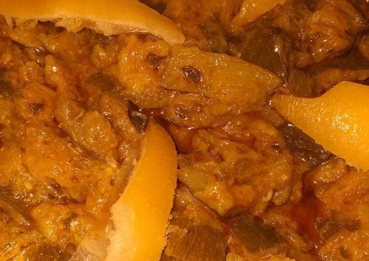 Zaalok (ensalada de calabacín)