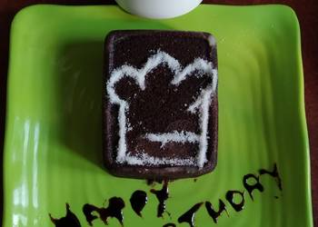 How to Make Tasty Birthday cake for cookpad