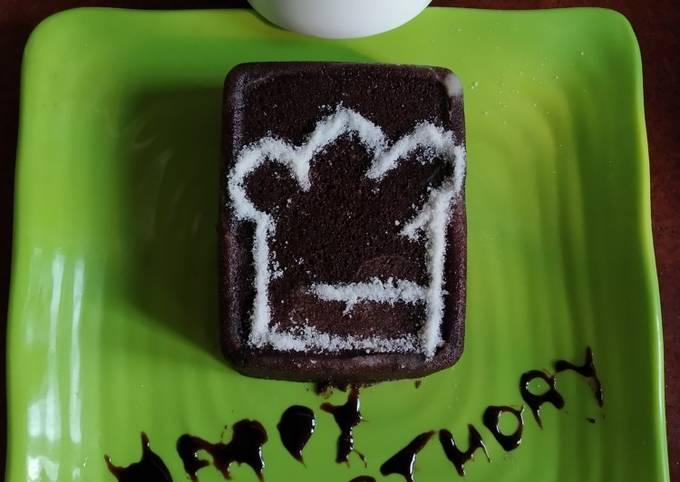 Birthday cake for cookpad