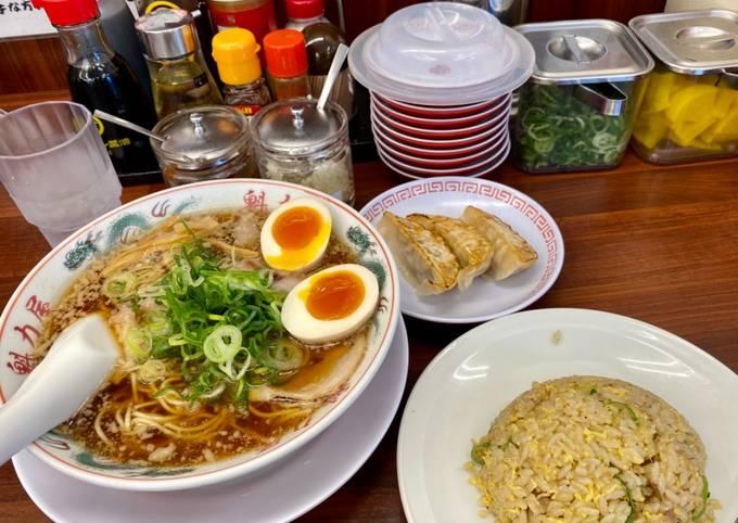Ramen 🍜 Gyoza 🥟 Lunch Special🇯🇵