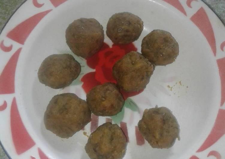 Resep Kacang Ijo Isian Bakpao 🌼 Paling Enak