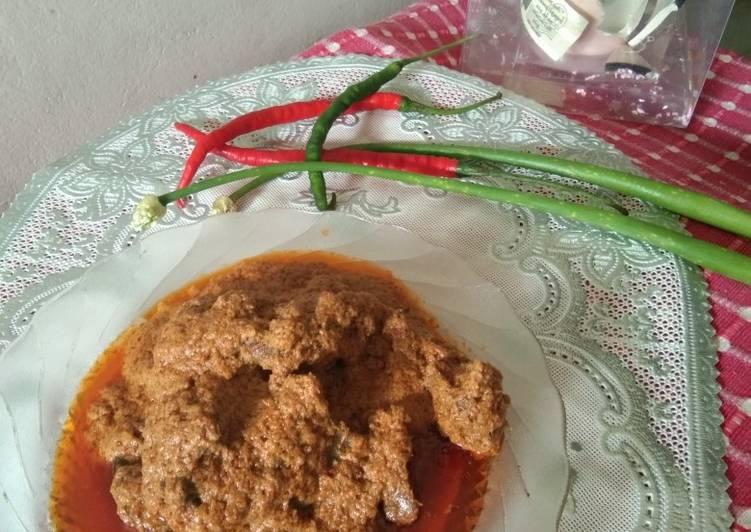 """Bagaimana Membuat Resep Lezat Dari Kalio Hati, Daging ala """"Dapur Mayang"""""""