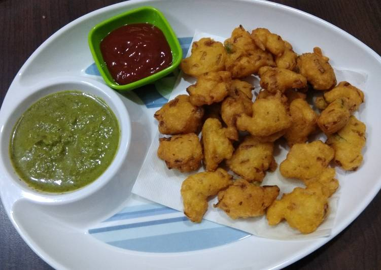 Recipe of Award-winning Mung Dal pakoda