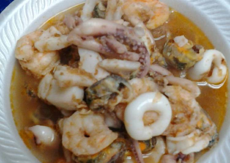 Seafood soup with XO sauce, Here Are Some Simple Reasons Why Consuming Apples Is Good