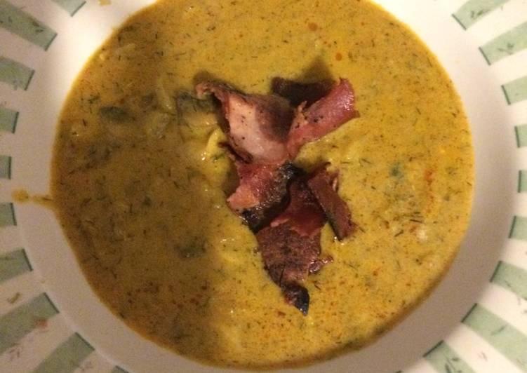 Recipe: Perfect Hungarian Mushroom Soup