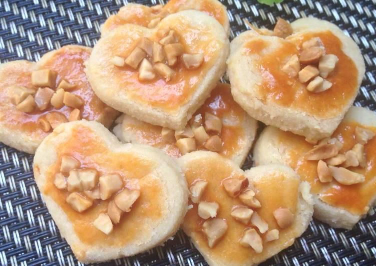 Kue Kacang Renyah & Gurih
