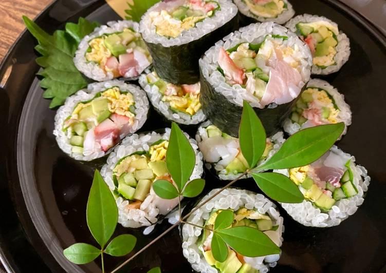 Japanese Sushi Roll♡