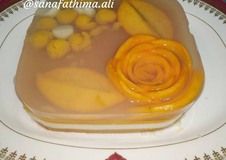 Absolutely Ultimate Dinner Ideas Autumn Mango china grass pudding