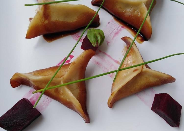 Ravioli cinesi gyoza