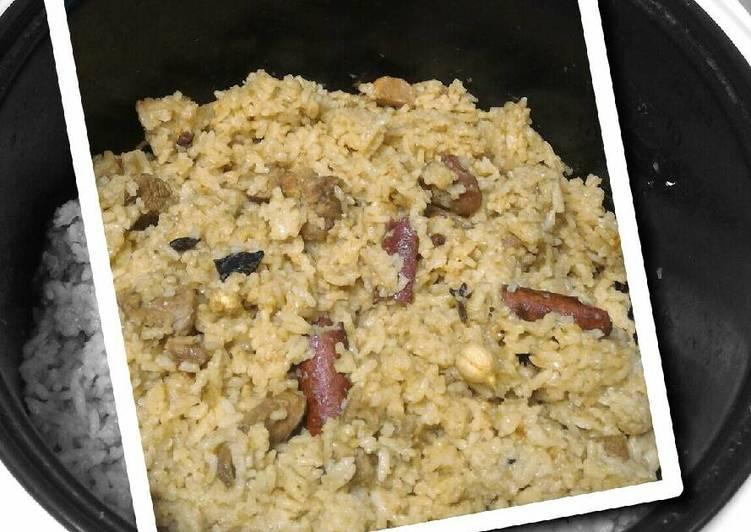Bagaimana Membuat Nasi Kebuli Magic com, Sempurna
