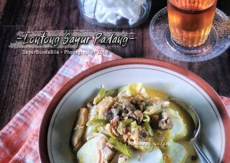 Lontong Sayur Padang