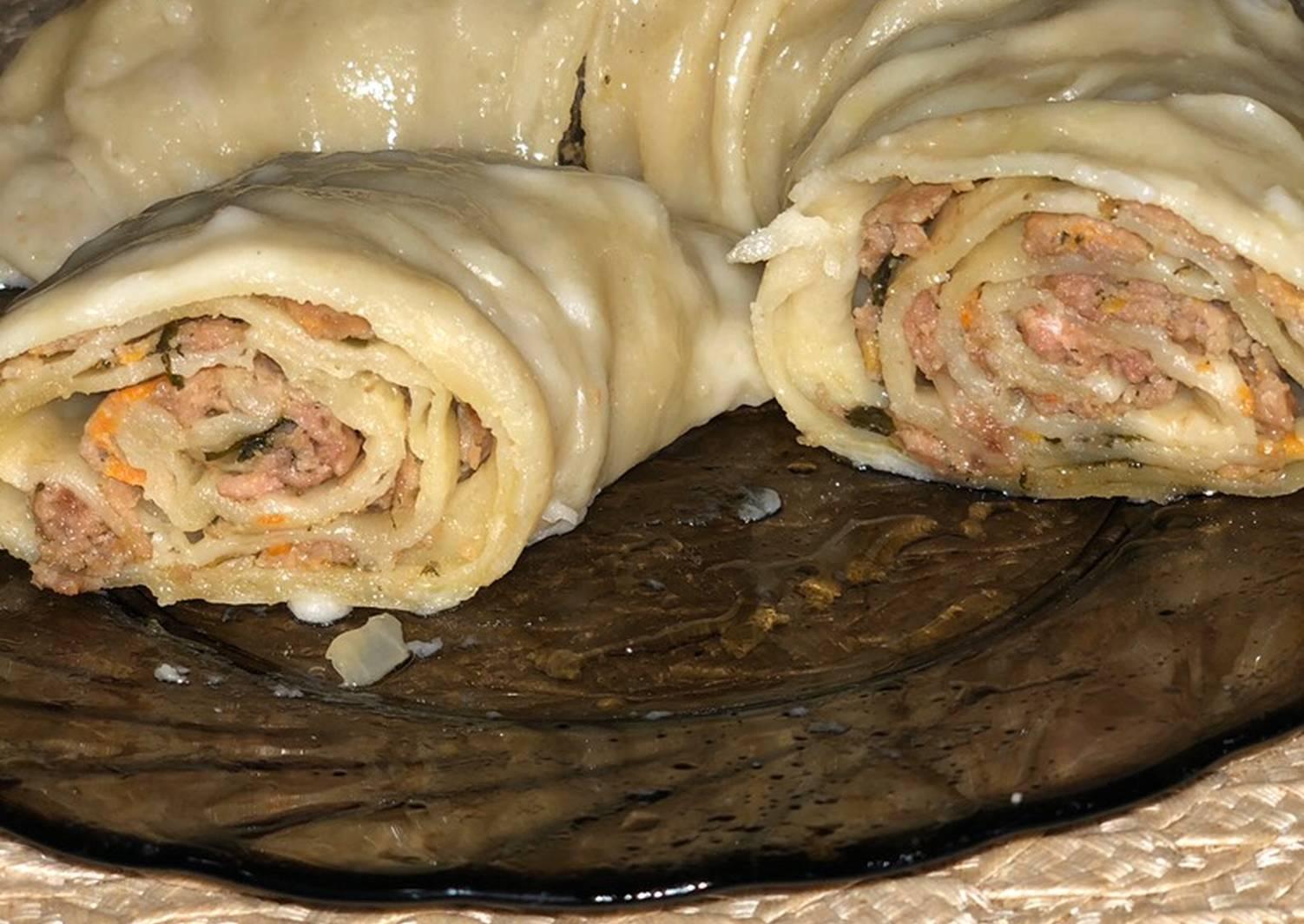 красивый ханум рецепт с фото что страх