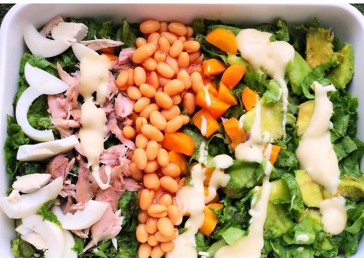 Steps to Prepare Speedy Chicken & Avocado salad