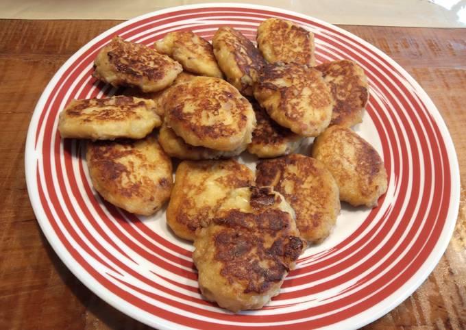 Fried Potato Patty