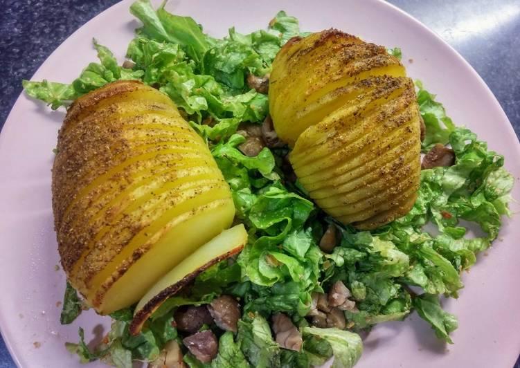 Pommes de terre à la suédoise (vegan)