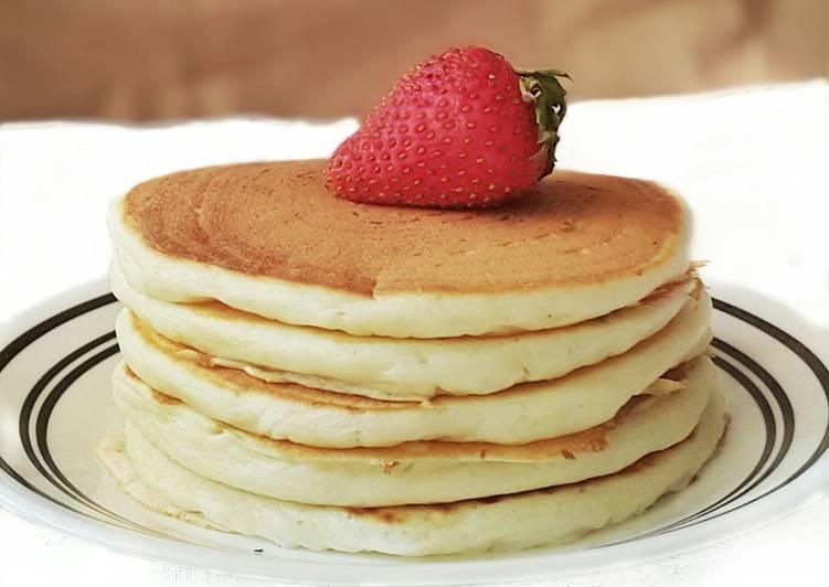 Yogurt Pancake