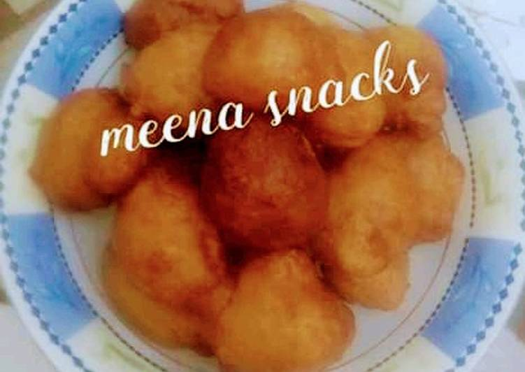 How to Make Delicious Puff puff