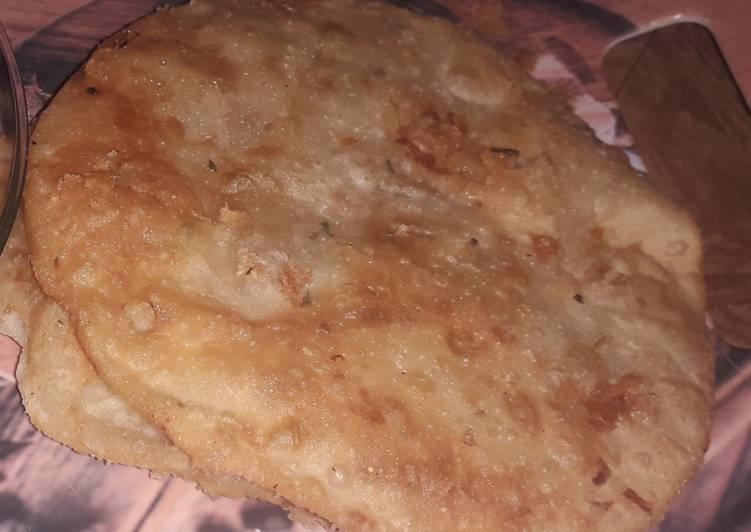 Recipe of Favorite Aloo ki kachori