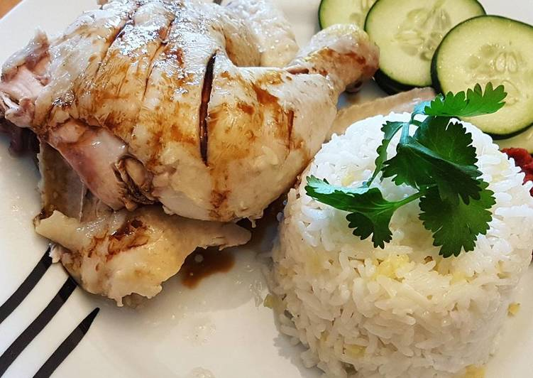 Hainan Chicken n' Rice
