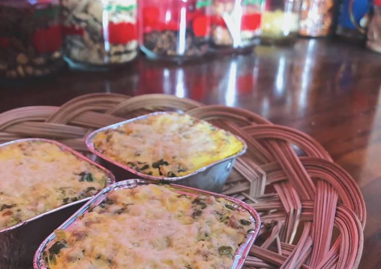 MPASI 8m+ - Mentai Butter Rice Ala Ala Anak Bayi