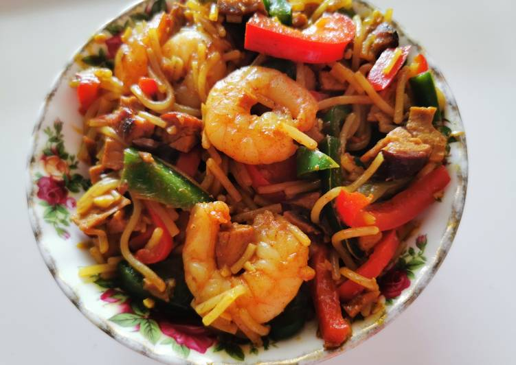 Recipe of Award-winning Super Easy Flavorful Vermicelli🤗🤘