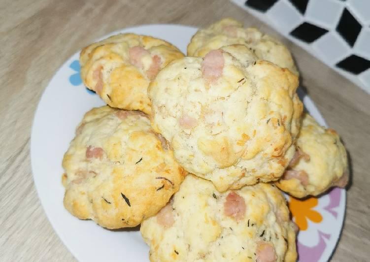 How to Cook Delicious Cookies des de poulets/permigiano
