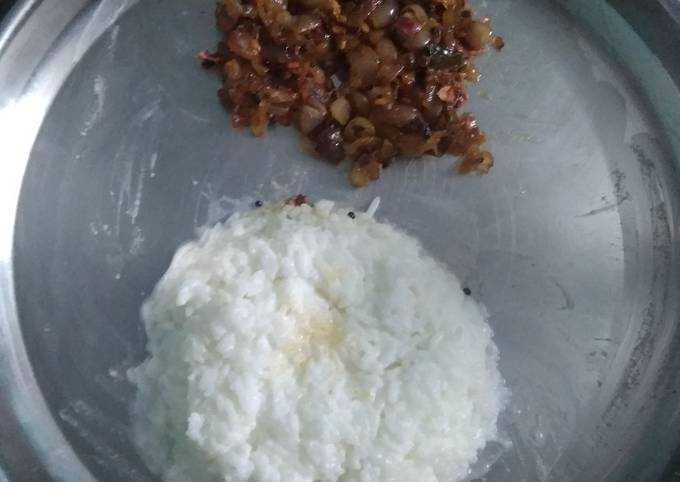 Recipe of Award-winning Sauted Onion (side dish)