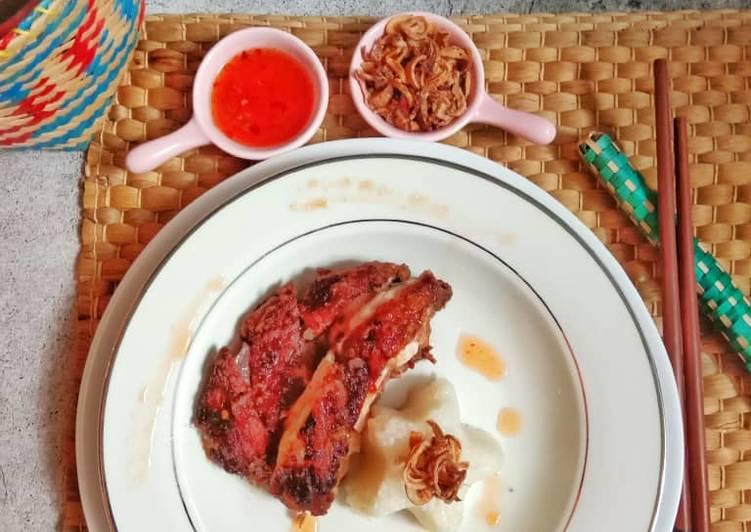 Pulut Ayam Thai - velavinkabakery.com