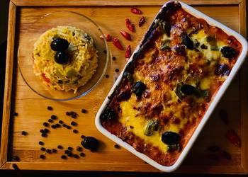 Easiest Way to Make Tasty Veg Mexican Enchiladas