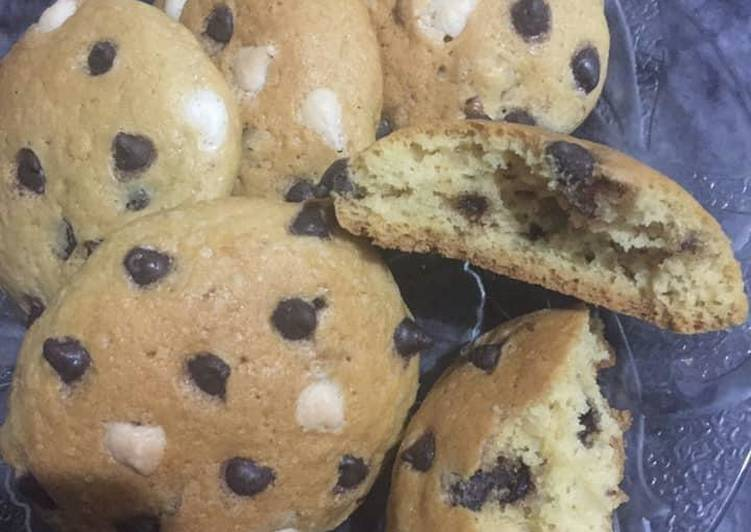 Easiest Way to Cook Perfect Chocolate chip cookies