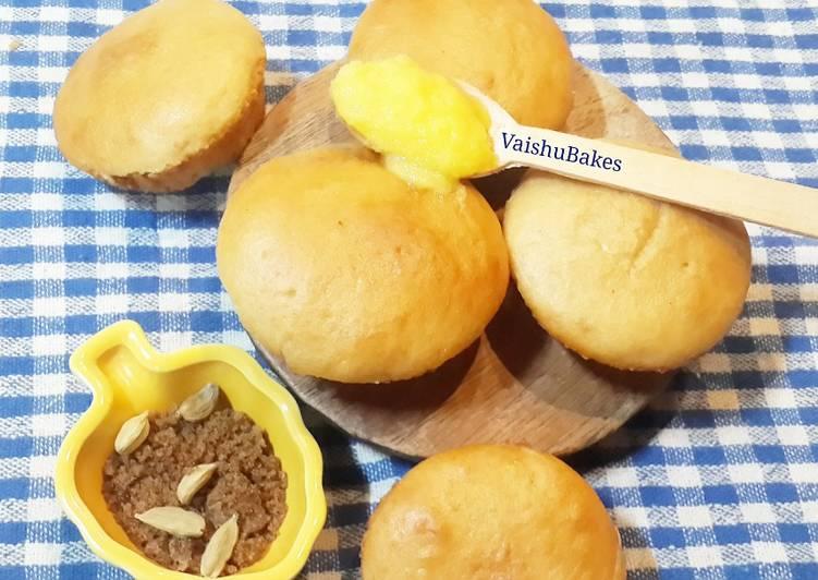 Recipe of Ultimate Jaggery Cardamom Buns