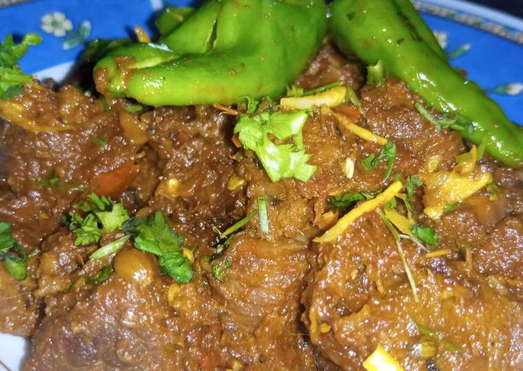 Cooking Tips Smoky Beef Karhai