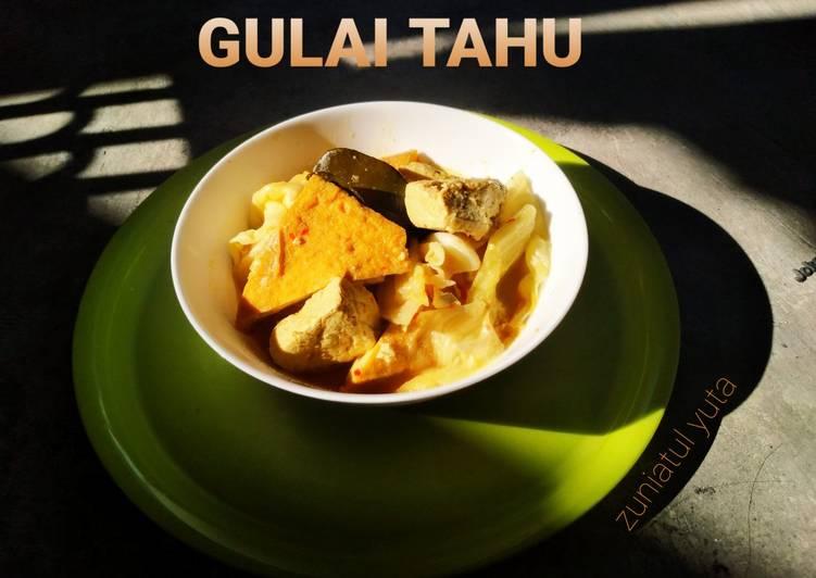Gulai Tahu