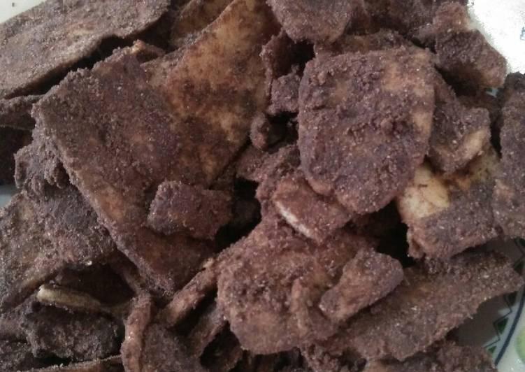Gambar Keripik Pisang Coklat Khas Lampung Resep 12 Keripik Pisang Coklat Khas Lampung Bikinramadanberkesan