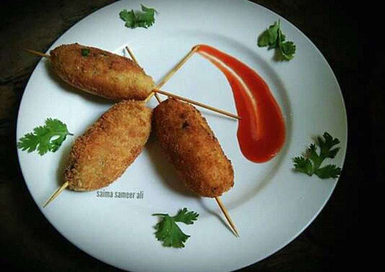 Simple Way to Make Quick Russian kababs #ramadankitayari