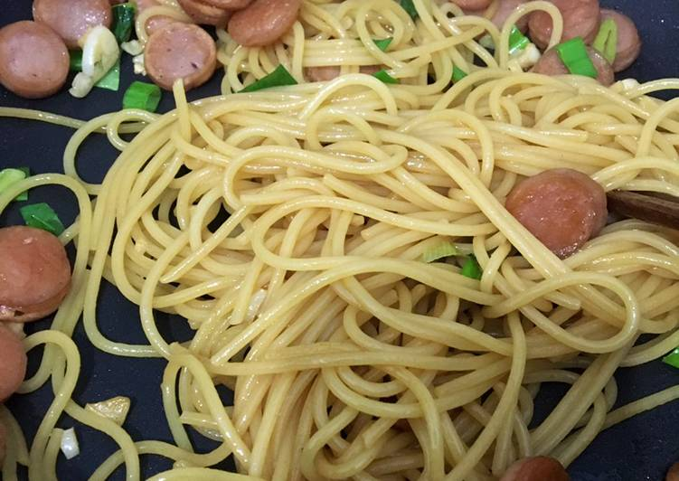 Simple Spaghetti Recipe, Heart Friendly Foods You Must Eat
