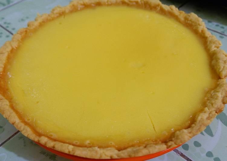 Pie Susu Teflon Anti-gagal