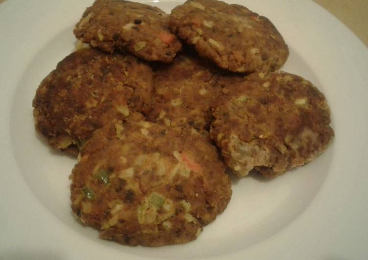 Recipe of Super Quick Homemade Fish fricadela