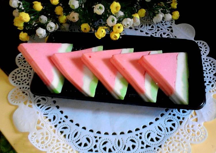 Pudding Busa Semangka