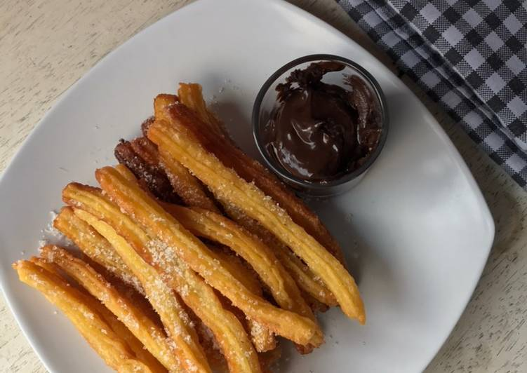 Churros Anti Gagal