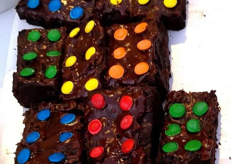 Recipe of Perfect Hobnob Alaska Brownies
