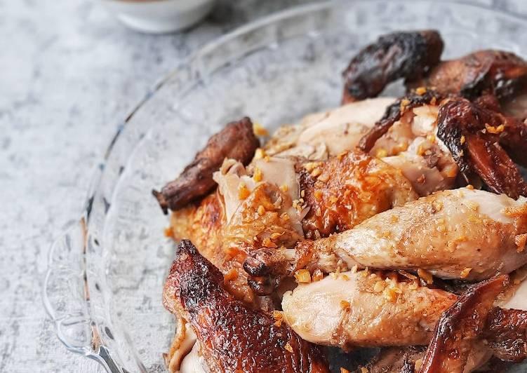 Ayam Panggang Putar - cookandrecipe.com