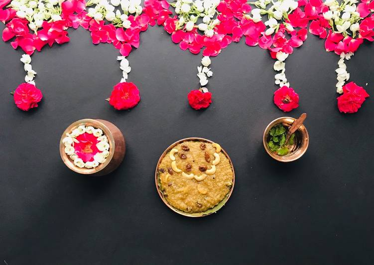 Step-by-Step Guide to Prepare Speedy Korralu sakkarai Pongal /Foxtail Millet Sweet pongal