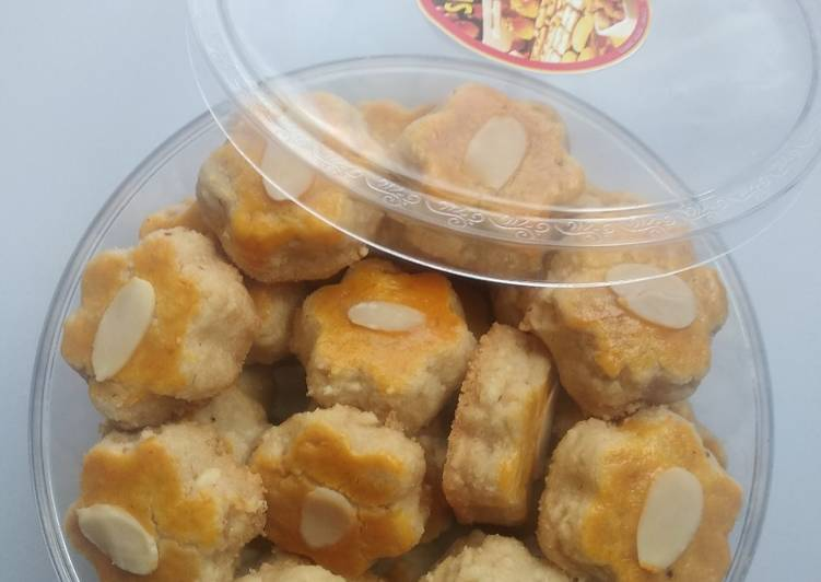 Resep: Sempurna Kue Kacang Yummy